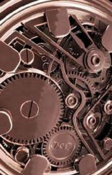 Cogs (Eulogy for a Clock)