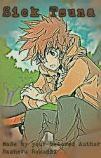 Sick Tsuna by drink_teal