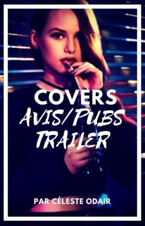 COVERS/AVIS/PUBS/TRAILER by lavoleusedemots