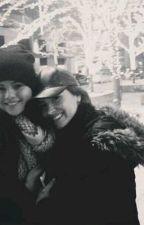Esta es la evidencia del para siempre(Selena Gomez & Demi Lovato) by Virpino