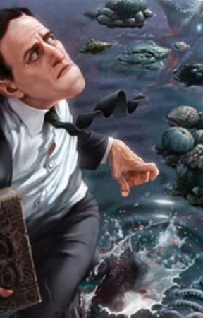 Cuentos de H. P. Lovecraft by xriety