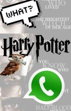 Harry Potter Chats / Whatsappchats  by Mini-Luna