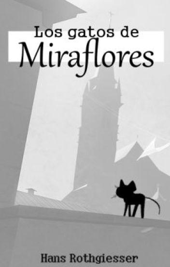 Los gatos de Miraflores