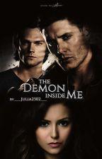 The Demon Inside Me || Supernatural Staffel 8 by ___Julia2302___