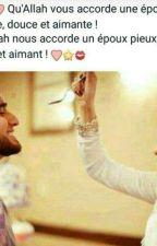 Je veut juste me marié par amour by samichou844