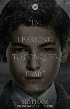 I'm Learning To Conque Fear (BRUCE WAYNE X READER) by I_Am_The_Weirdest