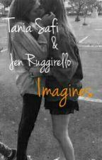 Tania Safi & Jen Ruggirello Imagines by shorthairedbeauty