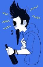 Tom X Ghost!Reader by Inkash_is_a_dragon