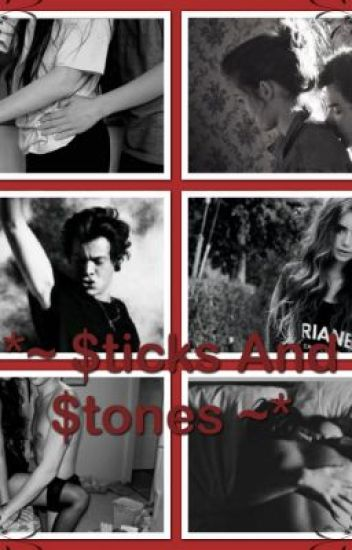*~ Sticks And Stones ~*  #Harry Styles Punk/Dark#