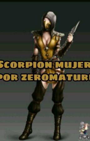 Scorpion mujer by zeromature