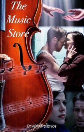 The Music Store by OriginalBeliever