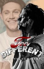 Too different  by narryschemistry