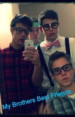 My Brothers Best Friends. {Nash Grier and Matthew Espinosa ...