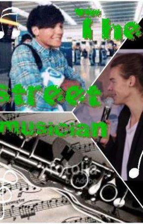 The street musician- Larry Stylinson by queen5NewBrokenScene