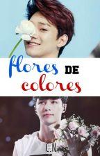 Flores de colores *[ChenLay] by CarelessNine