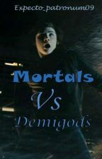 Mortals Vs Demigods by Expecto_patronum09