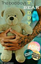 The bad boy's teddy bear by -Its_anastasia