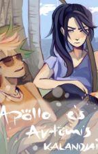 Apollo és Artemis kalandjai by Lozuuka