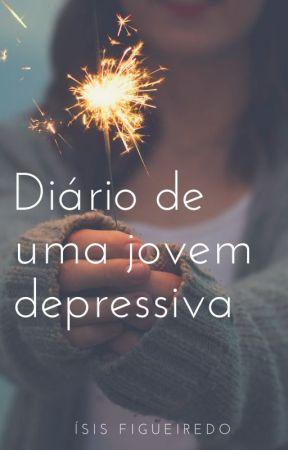 Diário  de uma jovem depressiva by isispfigueiredo