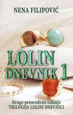 LOLIN DNEVNIK   I-DEO by NenaFilipovic