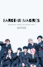 BTS Imagines by daintychim