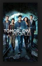 The Tomorrow People by saswriting