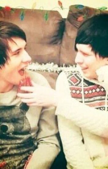 It's Actually Kind of Funny(Phan)