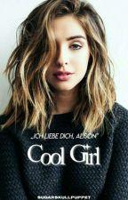 Cool Girl  by Sugarskullpuppet