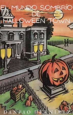 El mundo sombrío de Halloween Town by DiannaHdz