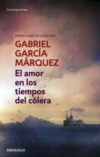 El amor en los tiempos del cólera  by PaulaGruesoB