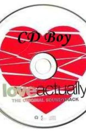 The CD Boy by nozomikizumi