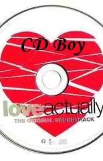 The CD Boy