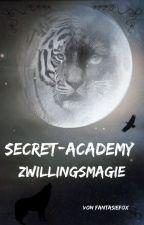Secret-Academy Zwillingsmagie (#IceSplinters18) [Wird überarbeitet] by Foxy_0209