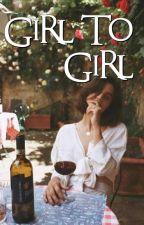 Girl To Girl by irwinslotus