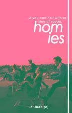homies 🌼 blackpink x ikon by lalisbae