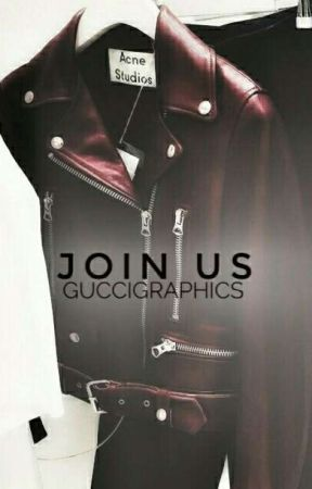 JOIN US by GucciGraphics