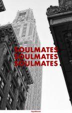 SOULMATES. ( chandler bing ) by liquidlumos