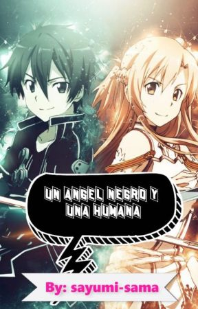 Un angel negro y una humana by sayumi-sama