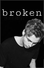 broken · luke hemmings by BambiWan