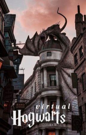 Hogwarts virtuale ➸ speciale 50k views  by vittoriiax_