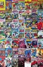 Tidbits from the MFU (Marvel Fan Universe) by JennWahrheit