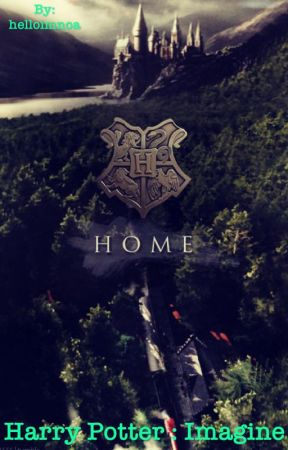 Imagine : Harry Potter ( Request staat open ) by helloimnoa