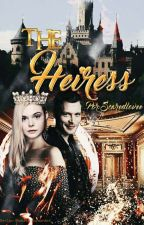 The heiress.- Klaus Mikaelson. by scaredlovee