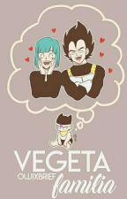 |🍡|Vegeta y su Familia  by OujixBrief