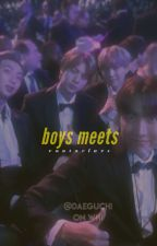 Boys meets_ ©BTS. by taeuniverso