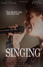 Singing ♪ l.s by calmalouiis