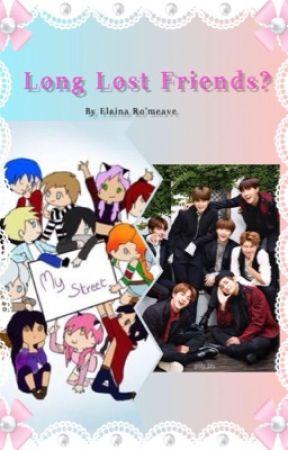 Long Lost Friends? by Eclipze_Candypop