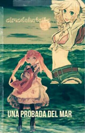 Una probada del mar (Usuk/Yuri) by almadehetalia