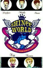 SHINee World by beauty-kitty