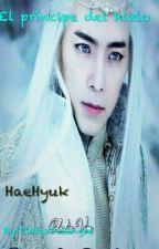 El principe del hielo (HaeHyuk) (Super Junior) #PremiosD2017 by TintasDeSangre